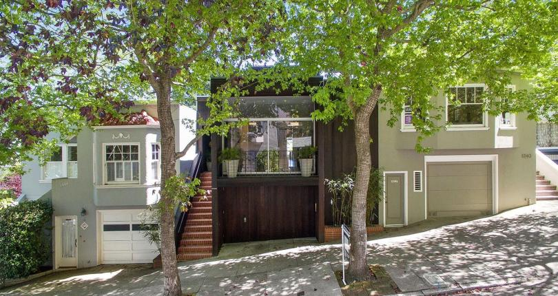 Cole Valley Mid Century Gets $4,000,000 – Plus Overbids