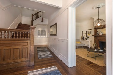 707 Cole St. | Formal Entry