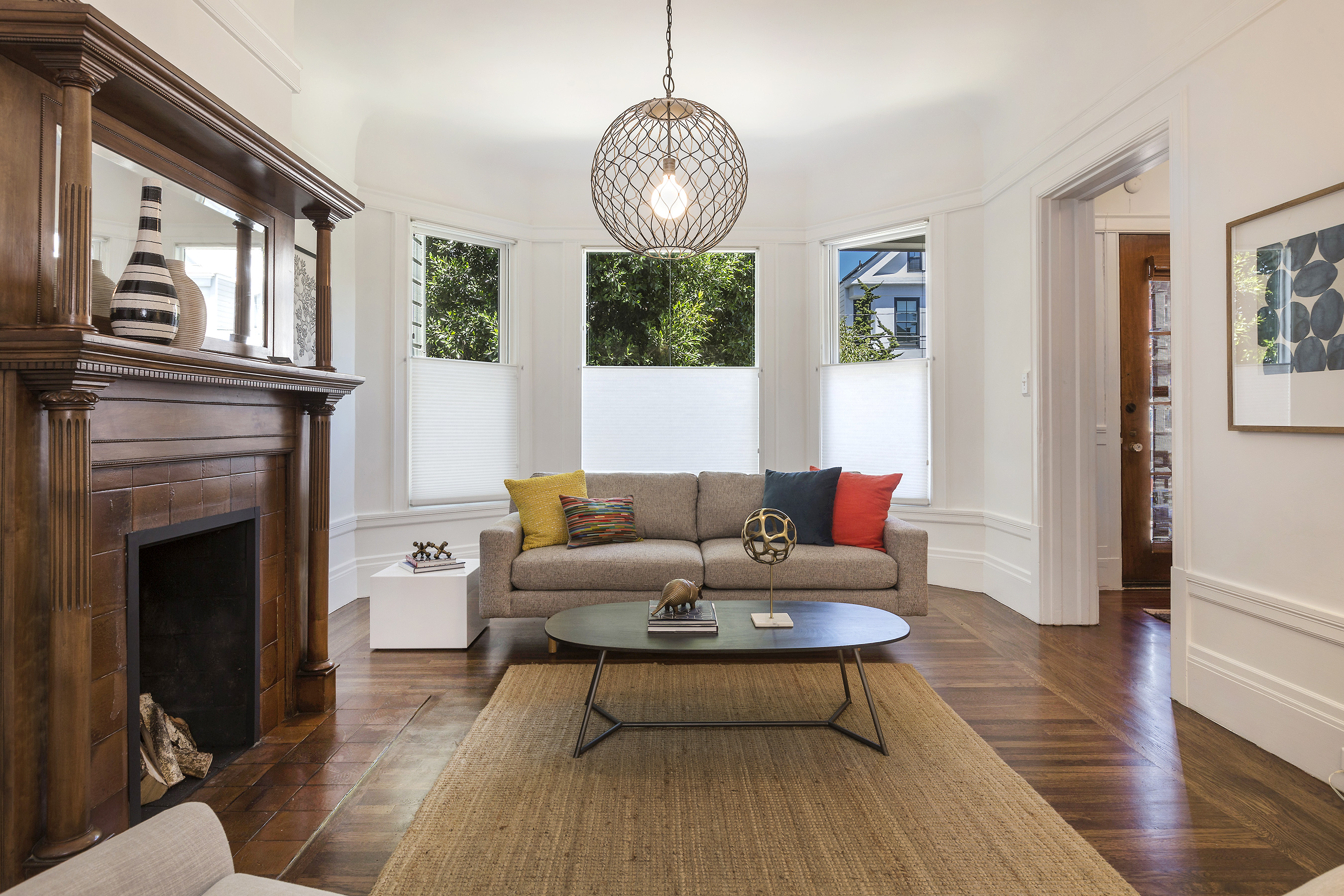 SOLD | 707 Cole St. | Cole Valley | $2,606,000