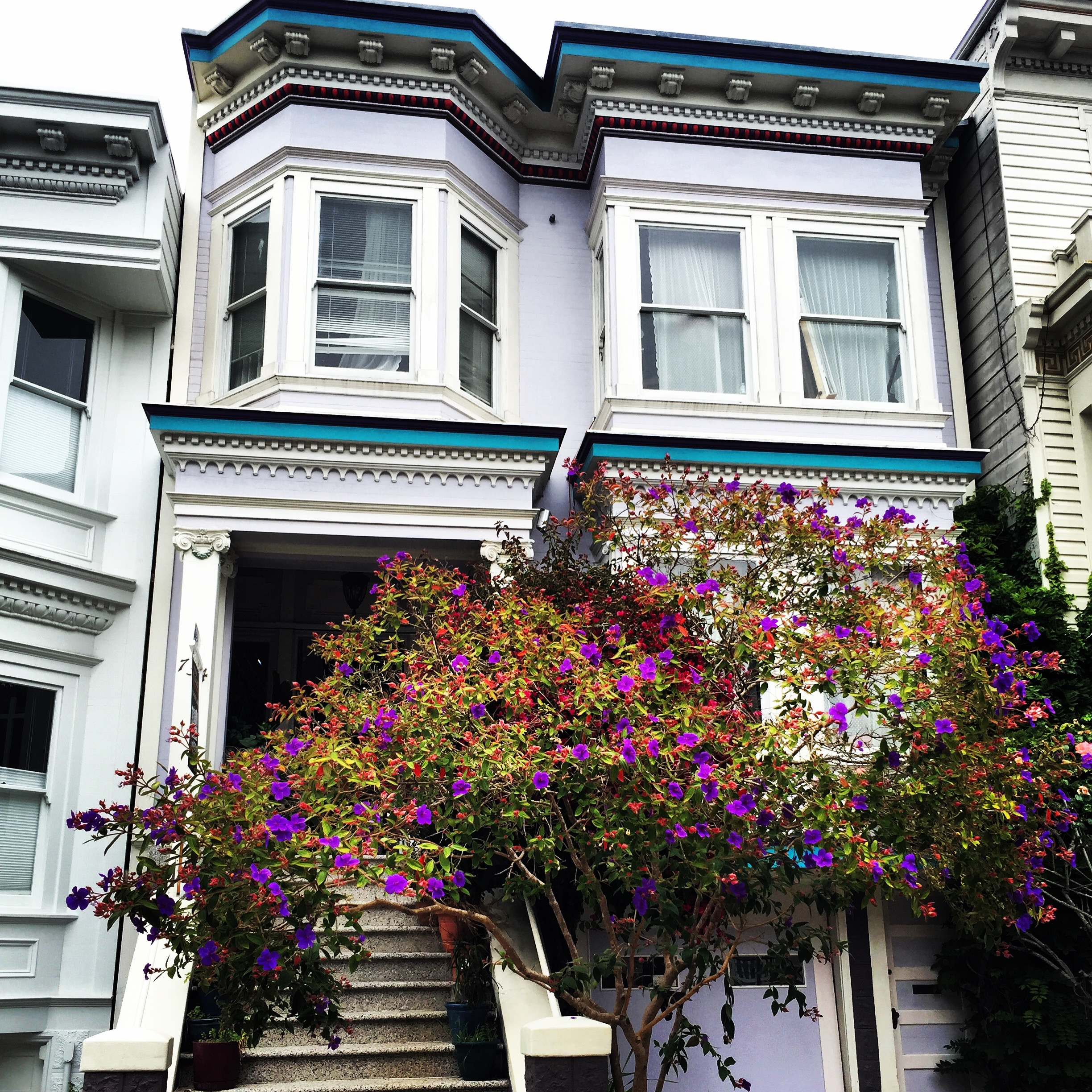 SOLD | Victorian Single Family in Cole Valley / Haight Ashbury | $2,250,000 Off Market