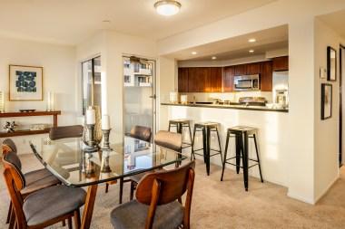 875 La Playa #179 | Outer Richmond | Kitchen / Dining Room