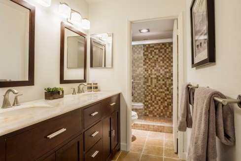 875 La Playa #179 | Outer Richmond | Master Bathroom