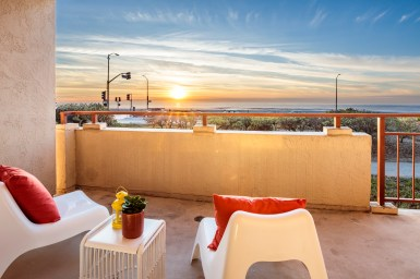 875 La Playa #179 | Outer Richmond | Balcony