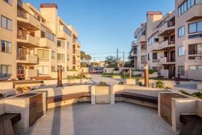 875 La Playa #179 | Outer Richmond | Courtyard