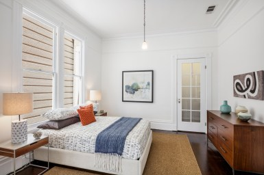 1826 Page St | Bedroom