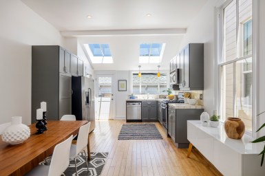 1826 Page St | Kitchen / Dining