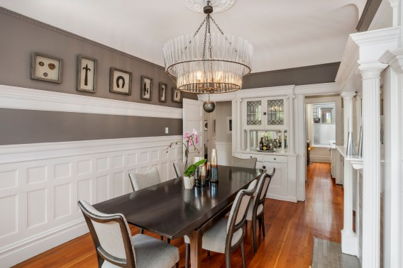 1649 Page St. Formal Dining Room