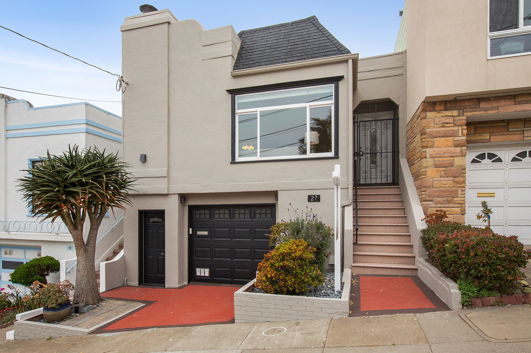 SOLD! | 27 Alta Mar Way | Outer Richmond / Sutro Heights | $1,750,000