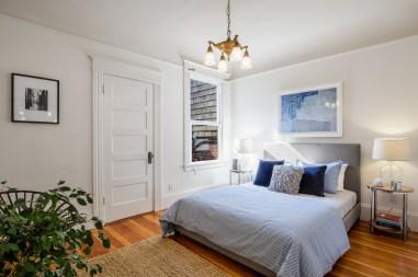 318 Connecticut Front Bedroom