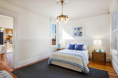 318 Connecticut Rear Bedroom