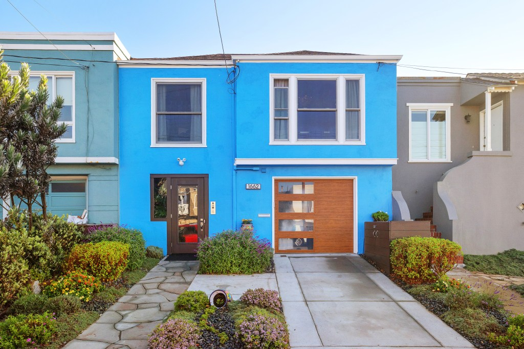 1662 47th Ave: Outer Sunset