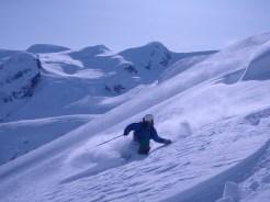 I like skiing