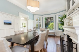 62 Buena Vista Terrace: Formal Dining Room
