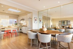 762 Great Highway Dining/Kitchen