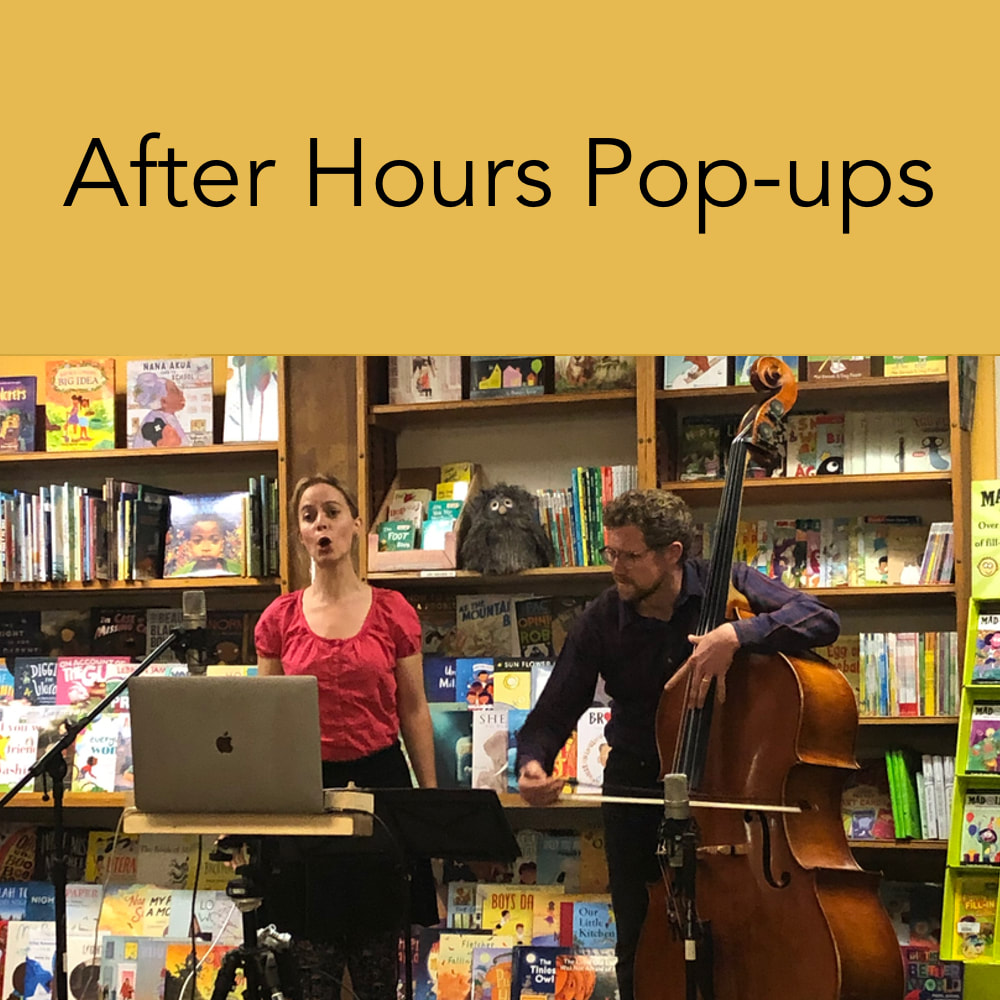 After Hours Pop-Up: Duet with Scrag Mountain Music