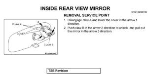 How to Install an AutoDimming Mirror  EvolutionM