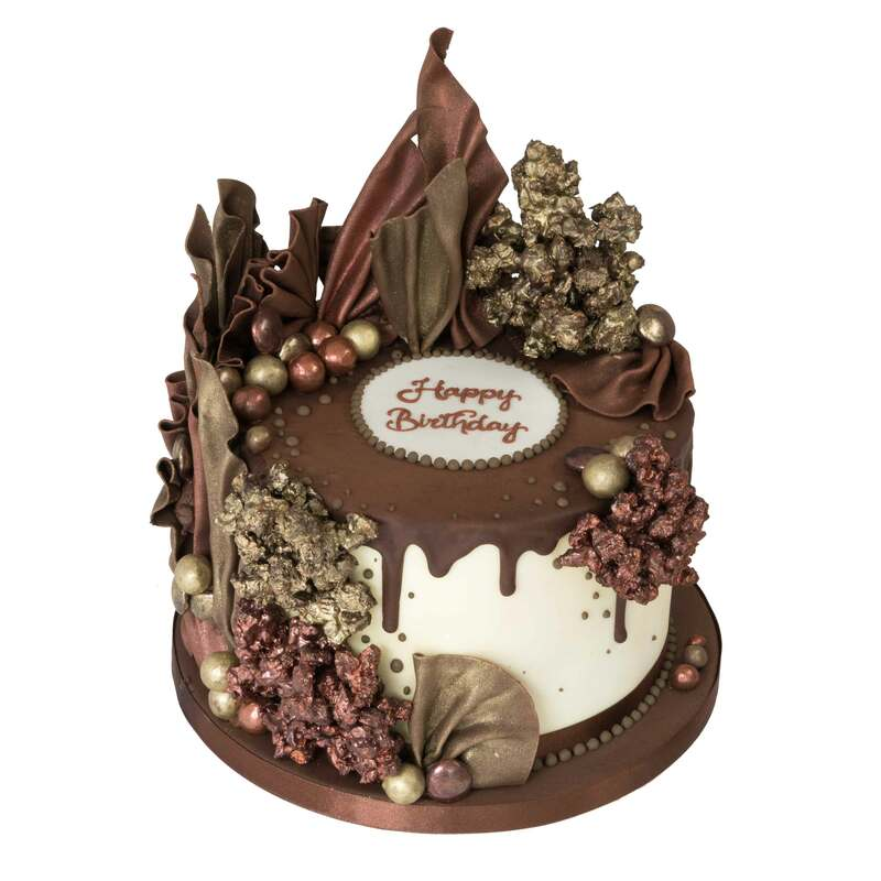 Celebration Cakes From Oldham The Frostery