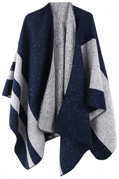 navy-grey-block-scarf-shawl-cape1