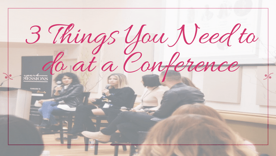 How to Network | Conference for Bloggers