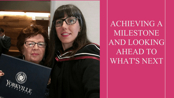 Achieving a Milestone | Looking Forward | Life After a Brain Injury