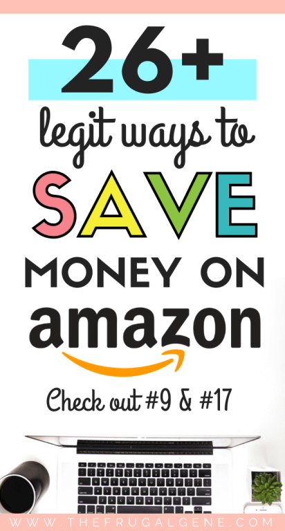 For the convenience, people think you can't find thrifty items on Amazon and save money – but it's just not true! We use Amazon Subscribe & Save (S&S) every month with savvy to save even more money. - Amazon subscribe save tips, S&S tricks, hacks to save money, lowest prices, how to save money on Amazon, sneaky ways to save, shop, save on #Amazon.com, Christmas holiday shopping, deals, prime, live frugally, frugal living for beginners, budgeting, lifehacks, saving, shopping, coupon, discounts