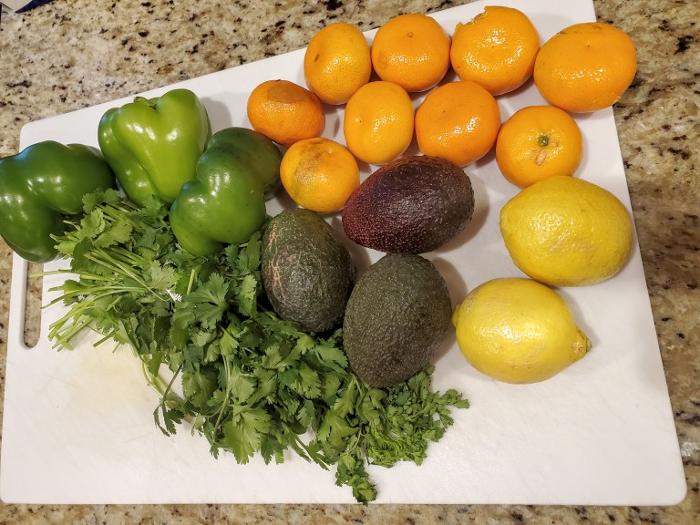 Imperfect Foods Review 2021 Produce Quality Avocado Peppers Tangerine Lemons