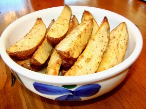 Easy Potato Wedges Recipe