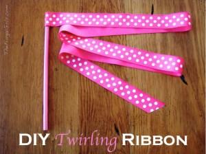 Twirling Ribbon