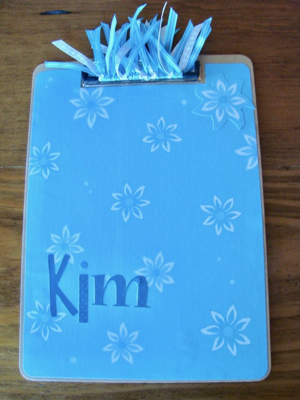 Clipboard Crafts DIY