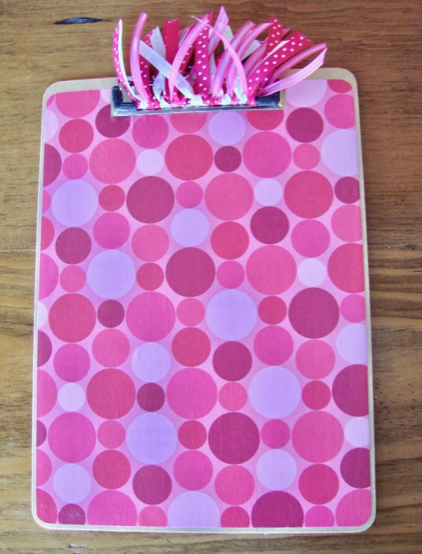Clipboard Crafts Easy