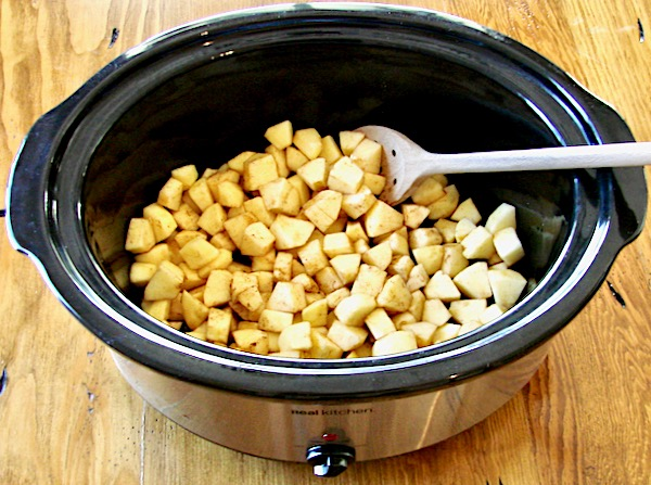 Crock Pot Applesauce Recipe Easy