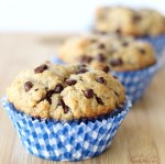 Peanut Butter Chocolate Chip Muffins Recipe Easy