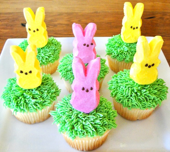 Peeps Cupcake Recipe