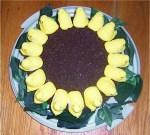 Peeps Sunflower Cake Recipe Easy