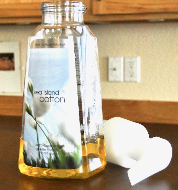 Foaming Shampoo Recipe DIY Trick