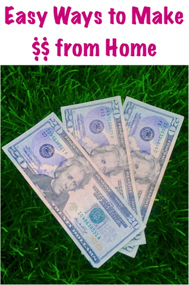 Top Survey Sites to Make Money Online and More Easy Ways to Make Money from Home | Tips from TheFrugalGirls.com