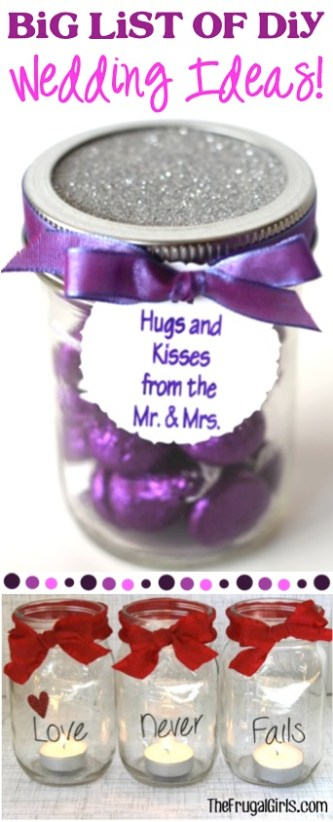 Wedding Freebies and Ideas from TheFrugalGirls.com