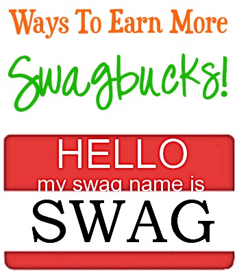 Ways to Get More Swagbucks