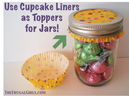 Cupcake Liners-as-Toppers-for-Jars