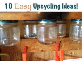 Easy Upcycling Ideas