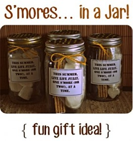 Smores in a Jar
