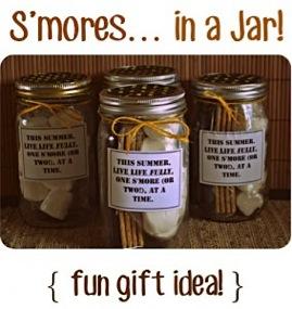 Smores in a Jar