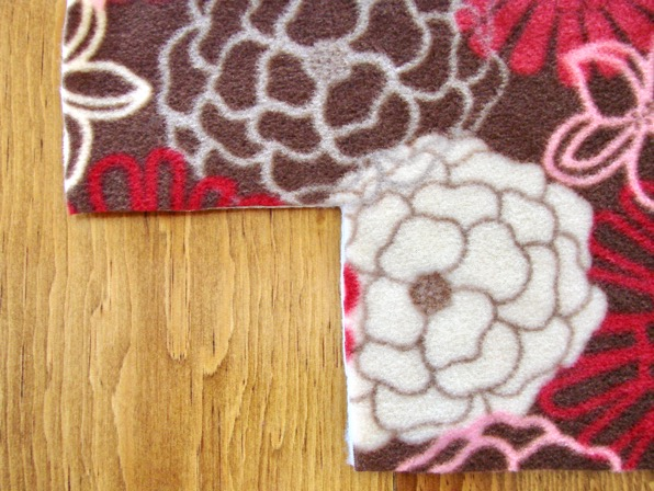 Now Sew Fleece Blanket Ideas Easy