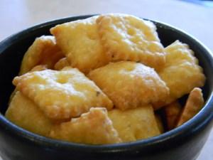 Homemade Cheez-Its Recipe at TheFrugalGirls.com