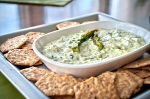 Skinny Spinach Dip Recipe Easy