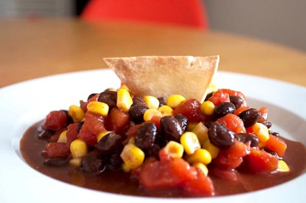 Black Bean Salsa Recipe Easy