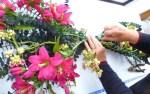 DIY Floral Swag Tutorial Easy