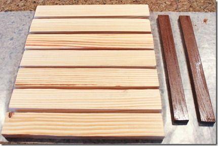 Mini Pallet Board