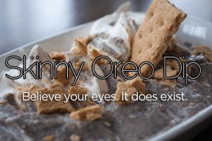 Skinny_Oreo_Dip Recipe