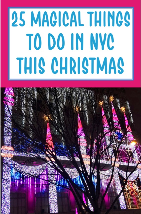 New York City Christmas Things to Do in New York During the Holidays
